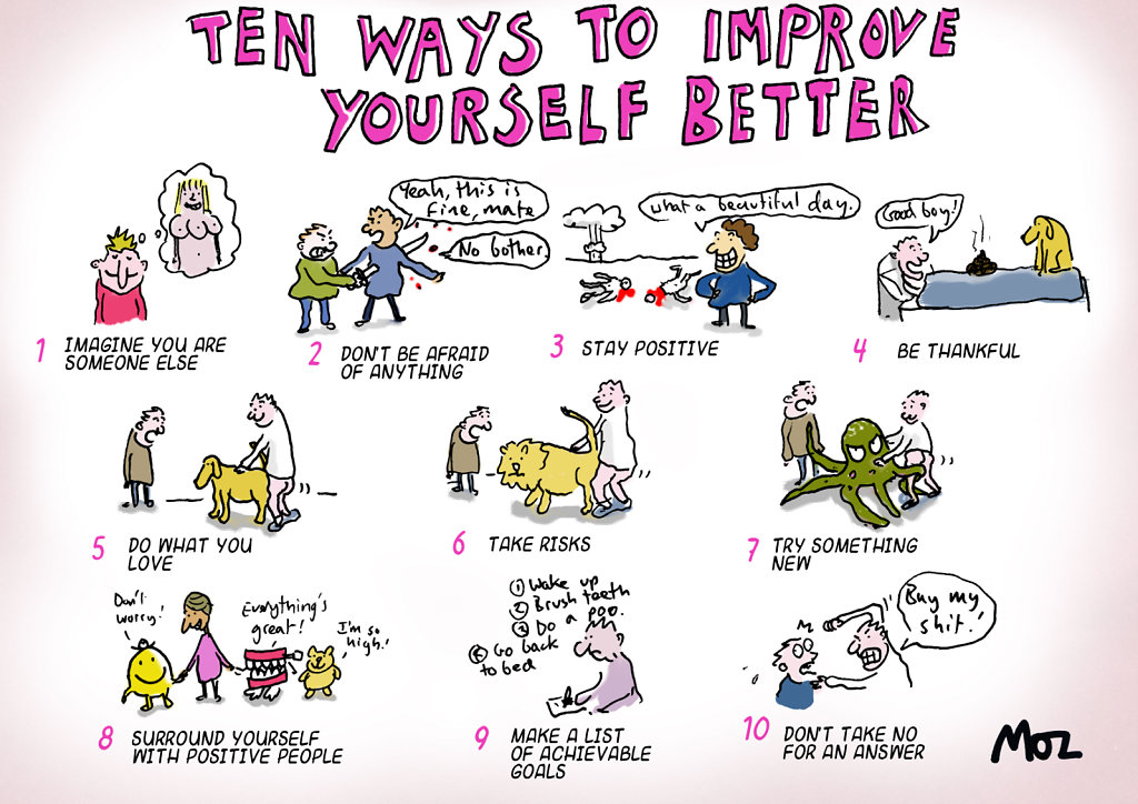 Improve yourself better