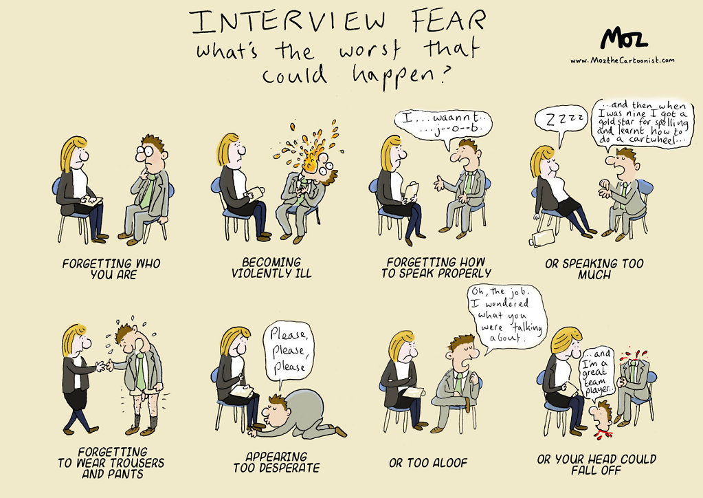 Interview Fear